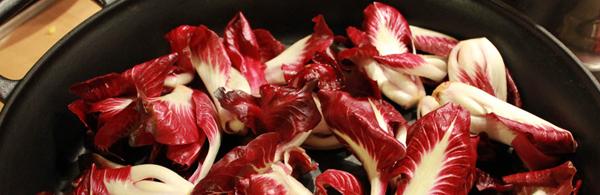 Degustazione di specialità con la Rosa di Gorizia al Rosenbar